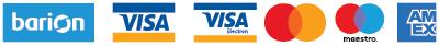 Kártyás fizetés szolgáltatója: Barion