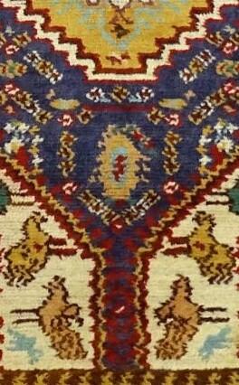 Else Lasker-Schüler: Egy régi tibeti szőnyeg